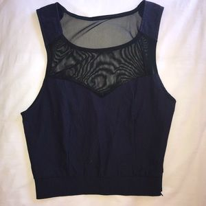 WORN ONCE Charlotte Ruse Top!